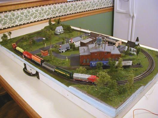 Model Train Supplies : Nils ideas n scale model train layouts sale
