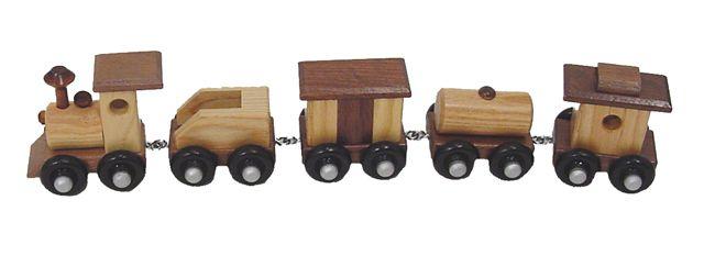 Wood Model Train Plans